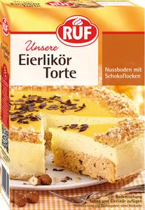 RUF Eierlikör Torte