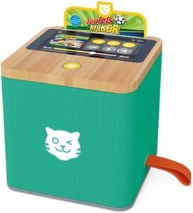 Tigermedia Tigerbox grün ,  Touchdisplay, Nachtlicht