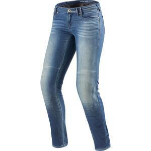REV'IT! Westwood SF Damen Jeanshose blau Größe 34/32