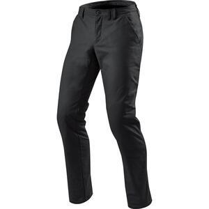 REV'IT! Alpha RF Textilhose schwarz Herren Größe 36/36
