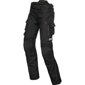 FLM Damen Reise Textilhose 2.1 schwarz Größe XL