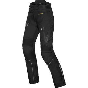 FLM Sports Damen Textilhose 2.1 schwarz Größe 80 (40 lang)