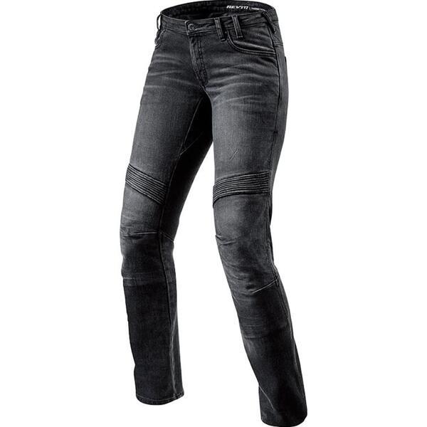 REV'IT! Jeans Moto Damen schwarz Größe 31/32
