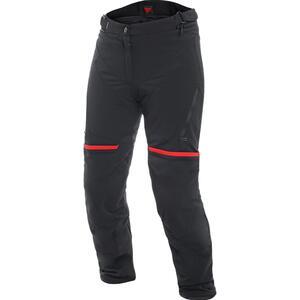 Dainese Carve Master 2 GTX Textilhose schwarz/rot Herren Größe 46