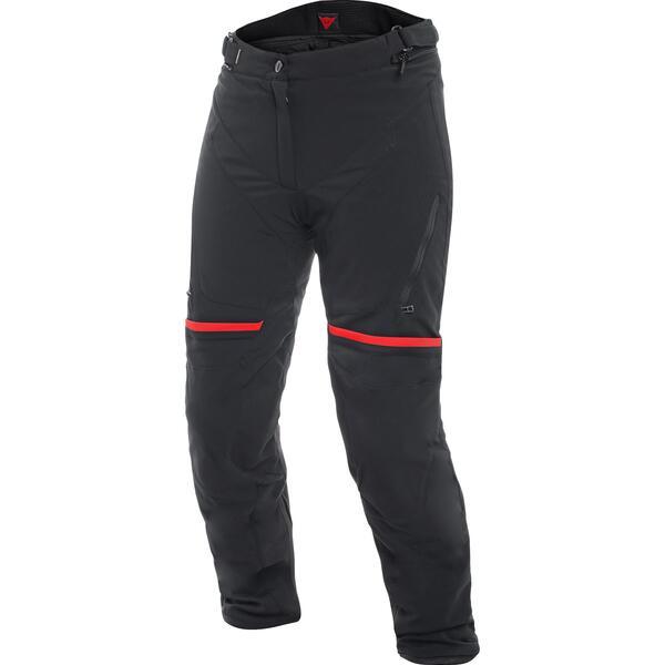 Dainese Carve Master 2 GTX Textilhose schwarz/rot Herren Größe 50