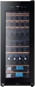 WS53GDA Stand-Weinkühl-/Klimaschrank schwarz / G