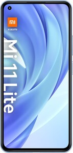 Mi 11 Lite (6GB+128GB) Smartphone bubblegum blue