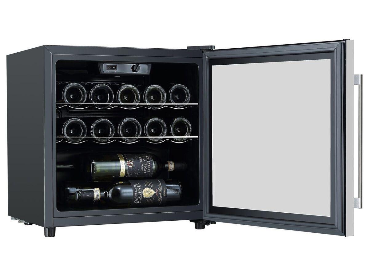 Bild 2 von respekta Weinkühlschrank WKS14 freistehend
