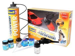 Revell Airbrush Einsteiger-Set »Starter Class«, mit Druckluftdose