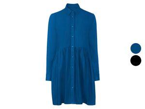 HUCKE Berlin Kleid Damen, mit durchgehende Knopfleiste