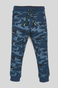 C&A Jogginghose-Bio-Baumwolle, Blau, Größe: 92