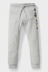 C&A Minions-Jogginghose, Grau, Größe: 92
