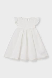 C&A Baby-Kleid, Gelb, Größe: 56