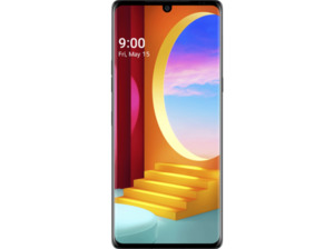 LG VELVET 4G 128 GB Schwarz Dual SIM