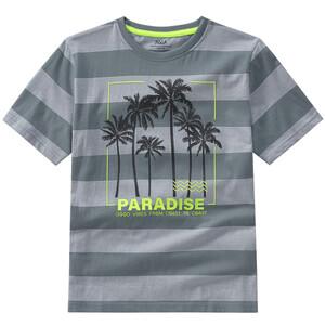 Jungen T-Shirt mit gummiertem Print