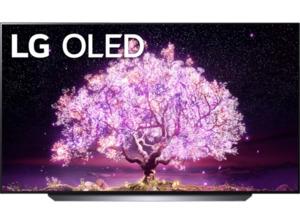 LG OLED77C17LB OLED TV (Flat, 77 Zoll / 195 cm, UHD 4K, SMART TV, webOS 6.0 mit ThinQ)