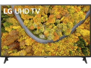 LG 55UP75009LF LCD TV (Flat, 55 Zoll / 139 cm, UHD 4K, SMART TV, webOS 6.0 mit ThinQ)
