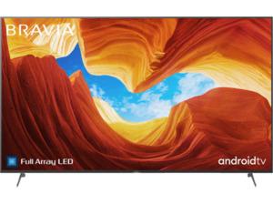 SONY KD-85XH9096 LED TV (Flat, 85 Zoll / 215 cm, UHD 4K, SMART TV, Android TV)
