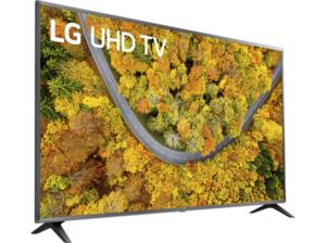 LG 75UP75009LC LCD TV (Flat, 75 Zoll / 189 cm, UHD 4K, SMART TV, webOS 6.0 mit ThinQ)