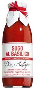 Don Antonio Sugo al basilico - Tomatensauce mit Basilikum 480ml  ..., Italien, 0.4800 l