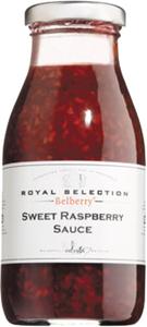 Belberry Sweet Raspberry Sauce 250ml   - Saucen, Pesto & Chutneys, Belgien, 0.2500 l