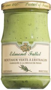 Edmond Fallot Moutarde verte à l'estragon - Dijon-Senf mit Estra..., Frankreich, 0.2100 kg