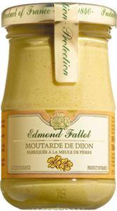 Edmond Fallot Moutarde de Dijon 105g   - Saucen, Pesto & Chutneys, Frankreich, 0.1050 kg