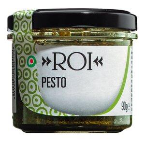 Roi Pesto - Basilikumpesto 90g   - Saucen, Pesto & Chutneys - Oli..., Italien, 0.0900 kg