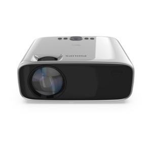 Philips NeoPix Ultra 2 Mini-Beamer - Full-HD, 3000:1 Kontrast, HDMI, WLAN, Bluetooth, microSD