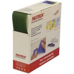 FASTECH® B50-STD-H-033510 Klettband zum Aufnähen Haftteil (L x B) 10 m x 50 mm Grün 10 m