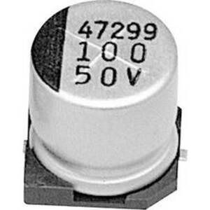 Samwha CK1C477M08010VR Elektrolyt-Kondensator SMD 470 µF 16 V 20 % (Ø x H) 8 mm x 10 mm 1 St.