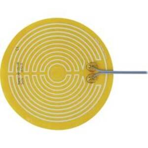 Thermo TECH Polyester Heizfolie selbstklebend 12 V/DC, 12 V/AC 14 W Schutzart IPX4 (Ø) 174 mm