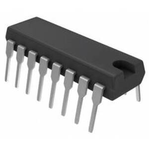 Maxim Integrated MAX232CPE+ Schnittstellen-IC - Transceiver RS232 2/2 PDIP-16