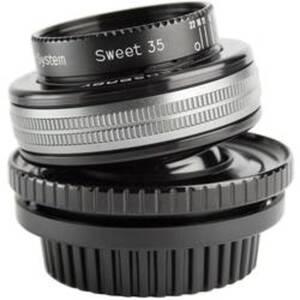 Lensbaby Composer Pro II PL incl. Sweet LBCP2S35PL Tilt-Shift-Objektiv