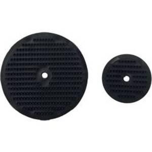 FASTECH® 703-330-Bag Hakenscheibe zum Anschrauben Haftteil Schwarz 4 St.
