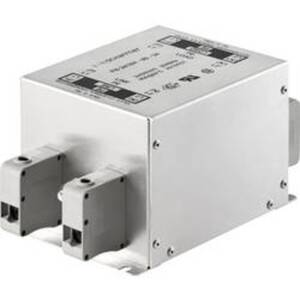 Schaffner FN2410H-25-33 Entstörfilter 300 V/AC, 520 V/AC 25 A (L x B x H) 130 x 93 x 76 mm 1 St.