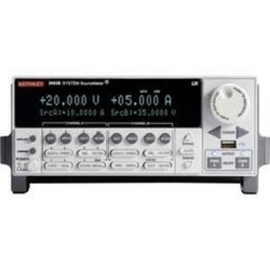 Keithley 2602B Labornetzgerät, einstellbar 0 - 40 V 0 - 10 A 60 W Anzahl Ausgänge 2 x