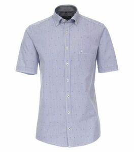 Casa Moda Freizeithemd, Kurzarm, für Herren
