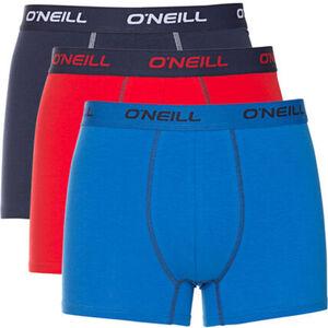 O'Neill Boxershorts, 3er-Pack, Logobund, für Herren