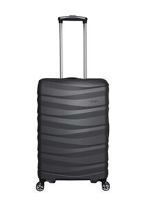 Valentino Bags 4-Doppelrollen-Trolley, Hartschale, 66 cm