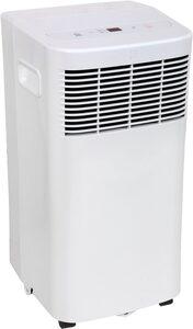 comfee 3-in-1-Klimagerät MPPHA-05CRN7, mobile Klimaanlage, besonders transportabel dank vier flexiblen Laufrädern und leichtem Gewicht