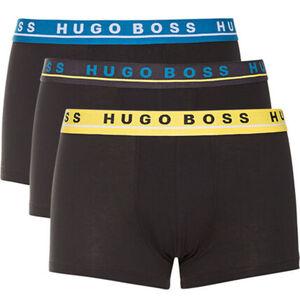 BOSS Boxershorts, 3er-Pack, Logobund, für Herren