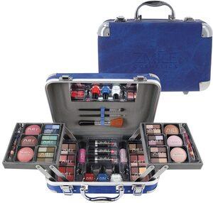 ZMILE COSMETICS Kosmetik-Koffer »Traveller blue«, 85-tlg.
