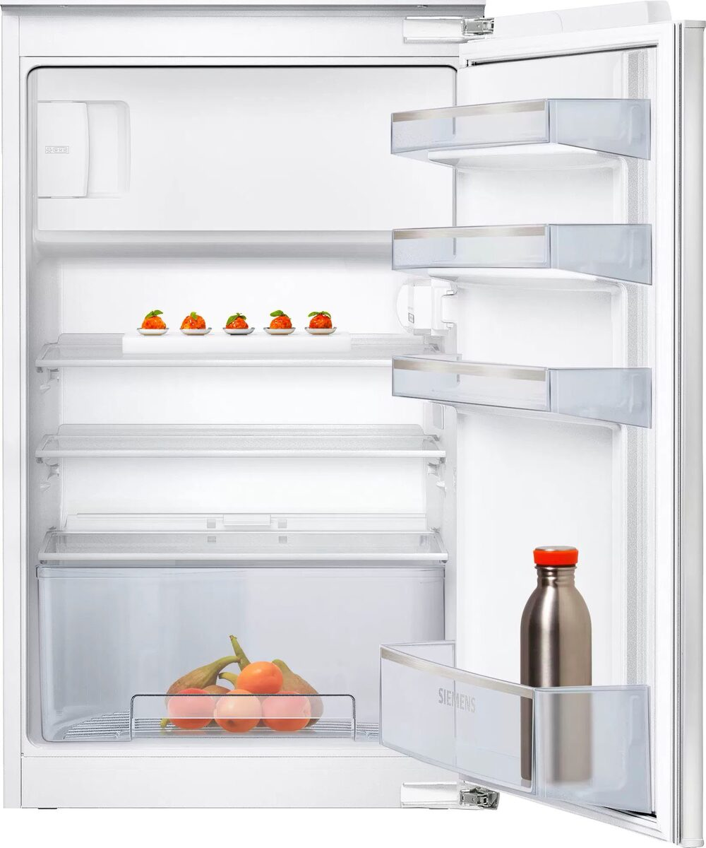 Bild 1 von SIEMENS Einbaukühlschrank iQ100 KI18LNFF0, 87,4 cm hoch, 54,1 cm breit