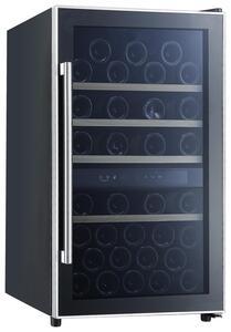 Weinkühlschrank in Schwarz ´WKS49´