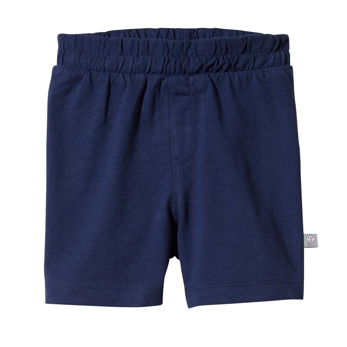 Bild 3 von Baby-Jungen-Shorts aus reiner Baumwolle, 2er-Pack