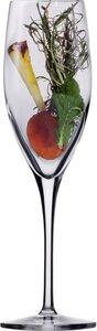 Eisch Champagnerglas »Superior SensisPlus«, Kristallglas, bleifrei, 278 ml, 4-teilig