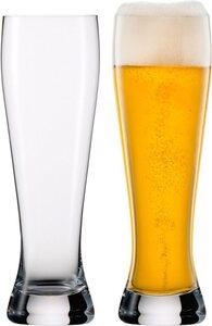 Eisch Bierglas »Jeunesse«, Kristallglas, bleifrei, 650 ml, 2-teilig
