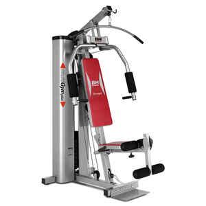 Multigym Plus Titanium G112X Kraftstation Fitnessstation Maximalbelastung 70kg
