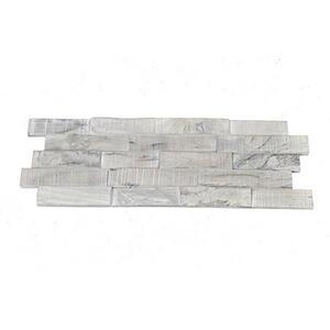 Venda Wandverkleidung  Indo Slimwood Hevea  Weiß
